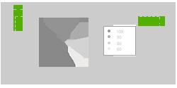 Contentdock pie chart border position help