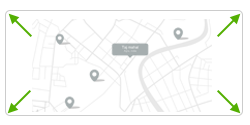 Contentdock native map border radius help
